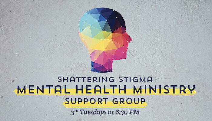 Mental Health Ministry - Support Group