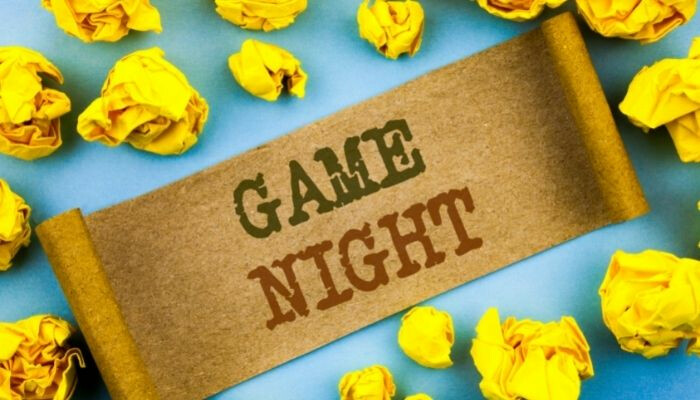 Youth Family Game Night